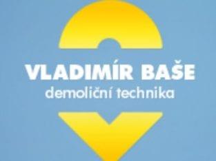 Demoliční technika, Krupp – Vladimír Baše
