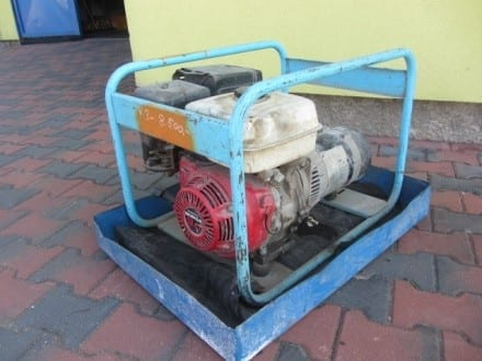 Elektrocentrála Honda GX 270 5 kw