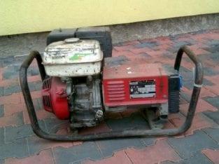 Elektrocentrála Honda GX 270 4,5 kw