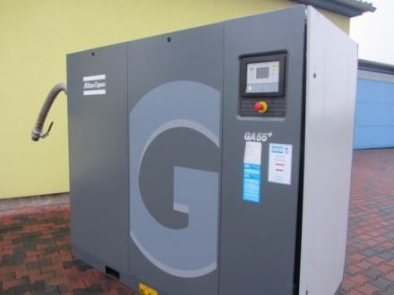 Kompresor ATLAS COPCO GA55P