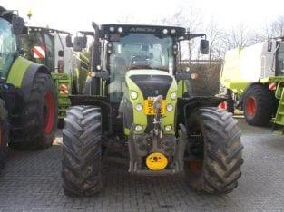 Traktor Claas