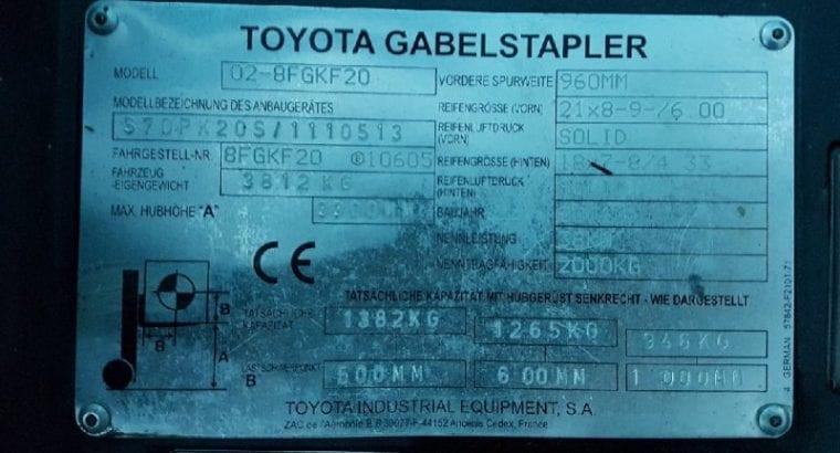 VZV Toyota