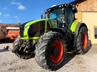 Traktor Claas Axion 940 Cebis
