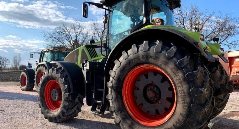 Traktor Claas Axion 940 Cebis