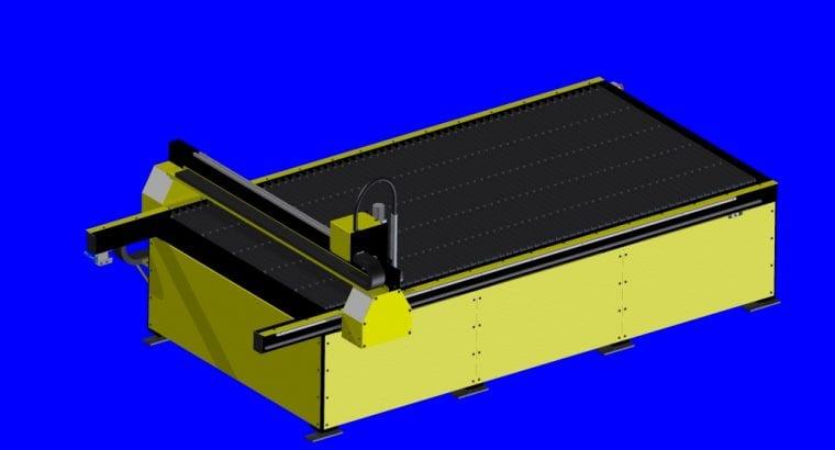 Nová CNC plazma