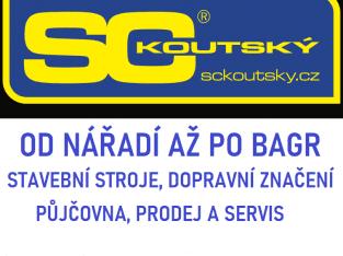 Půjčovna strojů Hradec Králové