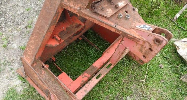 Horská vzpěra k navijáku za traktor