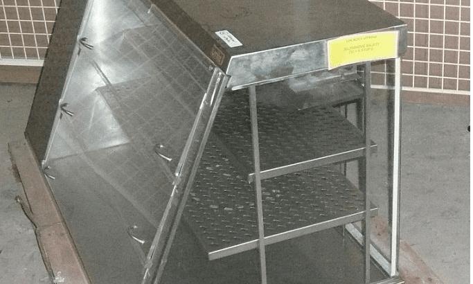 Chladící vitrína – Samoobslužná
