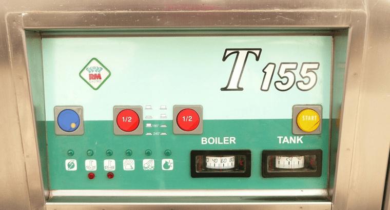 Myčka průchozí na nádobí T-155