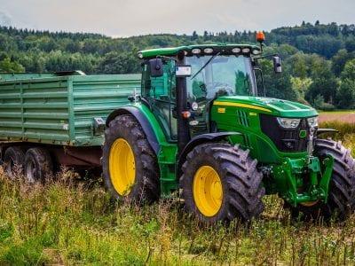 Nejlepčí traktor
