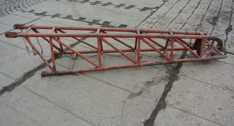 ČKD AB-063 – nástavec na příhradový jeřáb